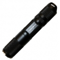 PowerTac T1A LED Flashlight with CREE XM-L LED 135 Lumens-Uses 1 x AA