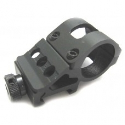 Off Set Weapon Mount for the PowerTac E5, Cadet and T Series