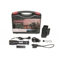 PowerTac Flashlight Warrior Gen III Weapons Kit, 1050 Lumens CREE XM-L2 U2 LED
